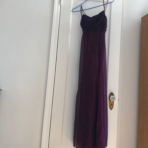 Iridescent Gown